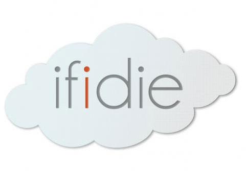 if i die - Facebook app logo