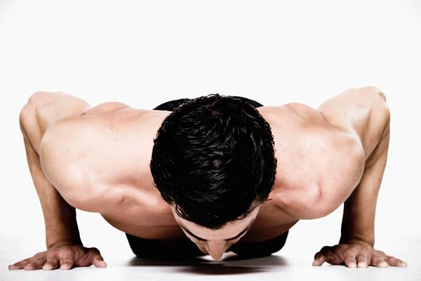 3 Ways to Improve Your Pushup