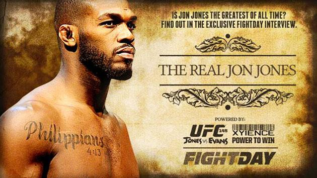 The Real Jon Jones
