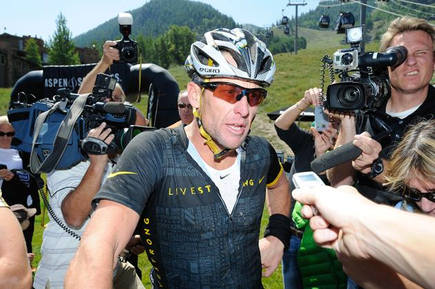 Lance Armstrong blood doping