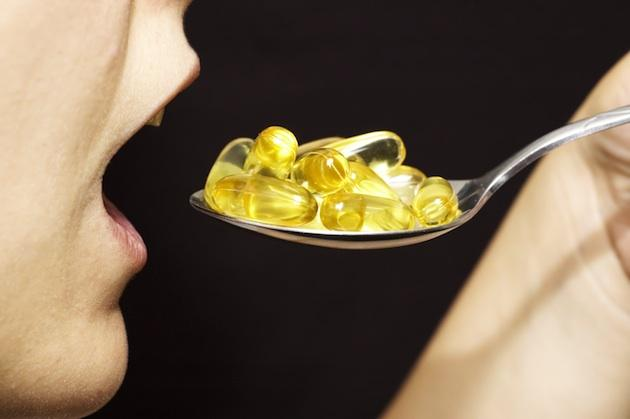 No link to better heart health for fish oil pills