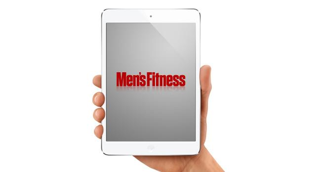 Win an Apple iPad Mini from Men's Fitness!