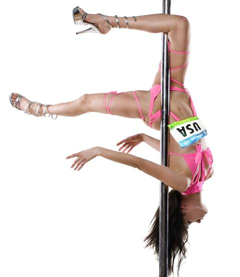 Pole Dancing Aims to Become an Olympic Event