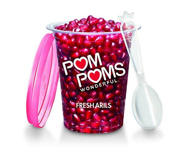 Pom Wonderful Pomegranate Seeds Fresh Arils