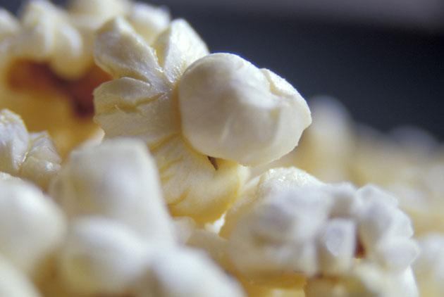 Quick Tip: Popcorn Packs a Health Punch