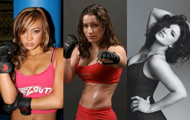 25 Sexiest Women in MMA