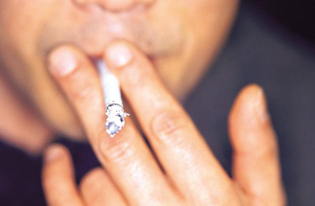 Smoking Leads to Mental Decline in Men