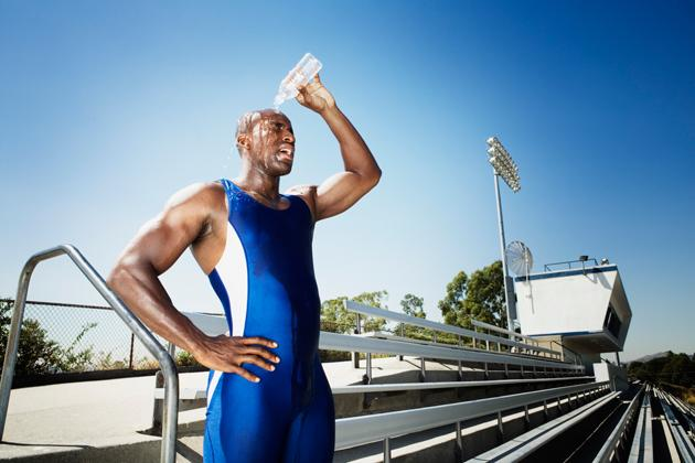 Hydrating Before You're Thirsty Could Hamper Your Workout