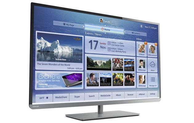 Toshiba 39L4300U 1080P Cloud LED TV!