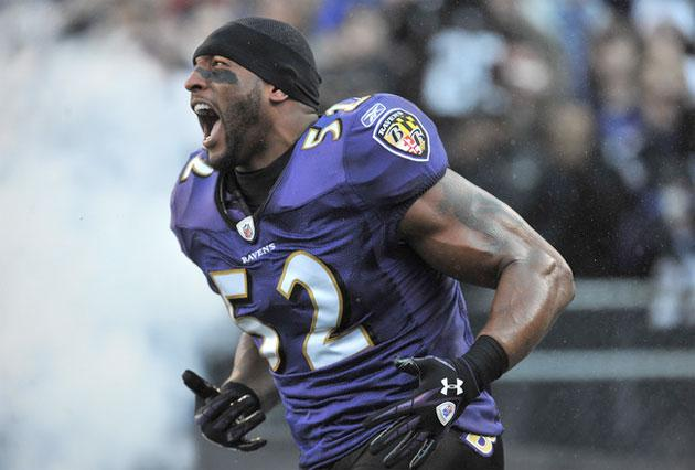 Ray Lewis is Scary