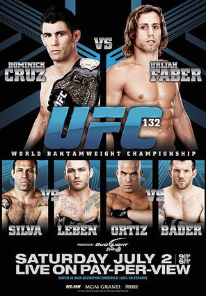 UFC 132
