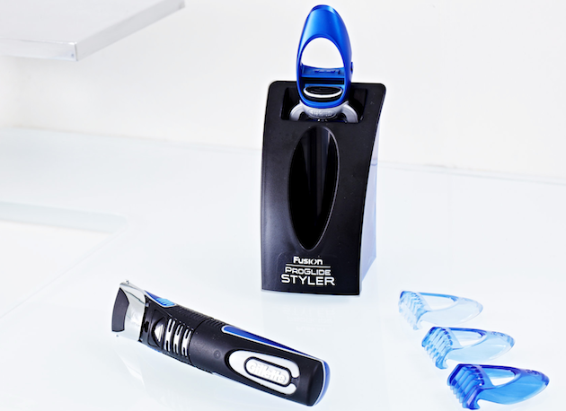 The Gillette Fusion ProGlide Styler