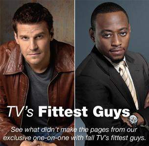 TV's Fittest Guys