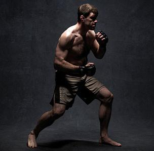 Forrest Griffin&#039;s Extreme Workout