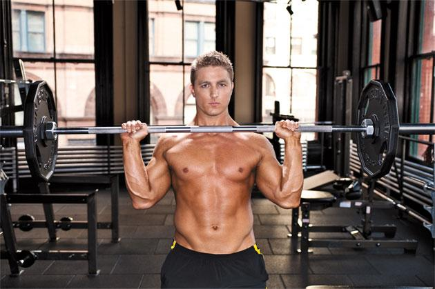 The 25-Rep Workout Routine