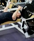 Sports Training: Bench Press