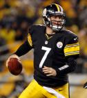 Pittsburgh Steelers Quarterback Ben Roethlisberger
