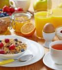 Quick Tip: Lower Diabetes Risk With Breakfast
