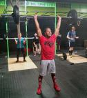Chris Hunt CrossFit Open WOD 13.4