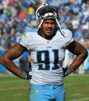 Derrick Morgan of Tennessee Titans is a bust