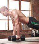 Dumbbell Pushup