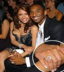 Kobe Bryant gives Vanessa Bryant ring after being accused of sexual assult