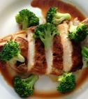 healthy chinese chicken and broccoli