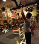 Increase Overhead Press