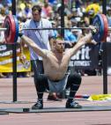 Spencer Hendel Overhead Squat