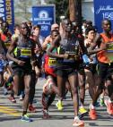 Boston Marathon 116th annual race
