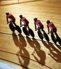 London&#039;s Velodrome Cycling Track