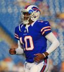 Buffalo Bills and Tennessee Titans Quarterback Vince Young has bad luck