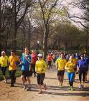 Run for Boston in Central Park