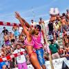 Dirty Dutch Model Beach Volleyball Tournament, South Beach Miami