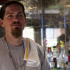 Steve Howey bartender