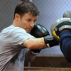 Will Estes boxing
