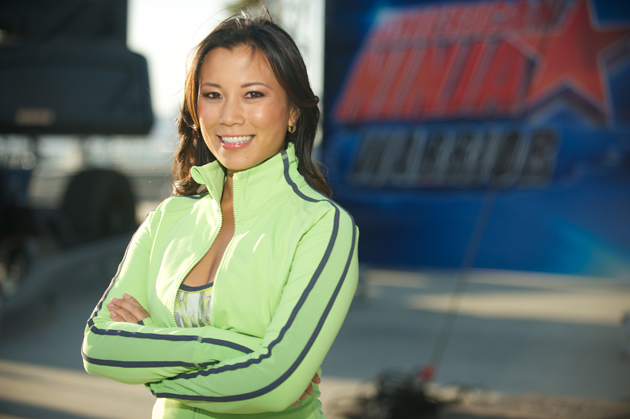 Angela Sun - American Ninja Warrior