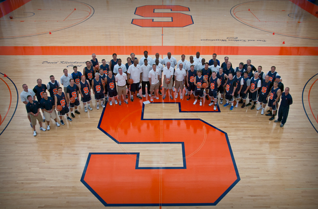 Jim Boeheim Fantasy Camp