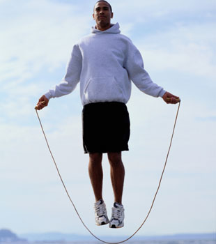 Cardio Workout With Jump Rope