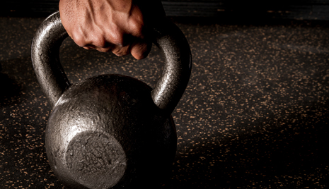 The 20-Minute Fat-Burning Kettlebell Complex | Men's Fitness