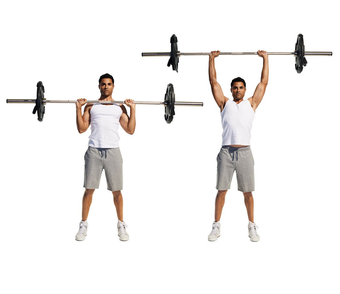 Is It Safe to Do an Overhead Press Dumbbell Overhead Press