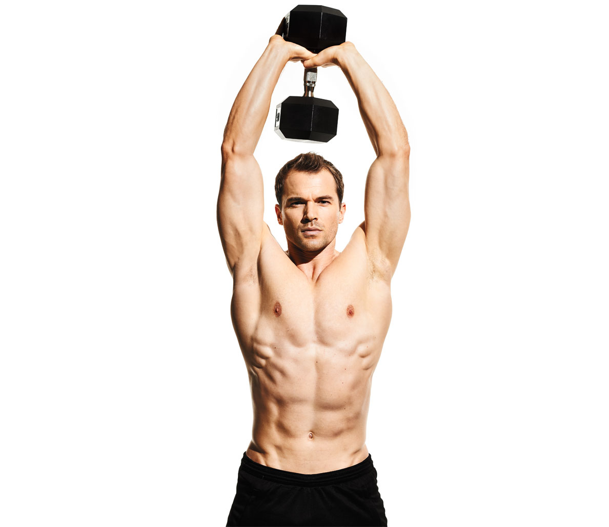 13 Body-Scupting Exercises of the Six Pack in Six Week Program