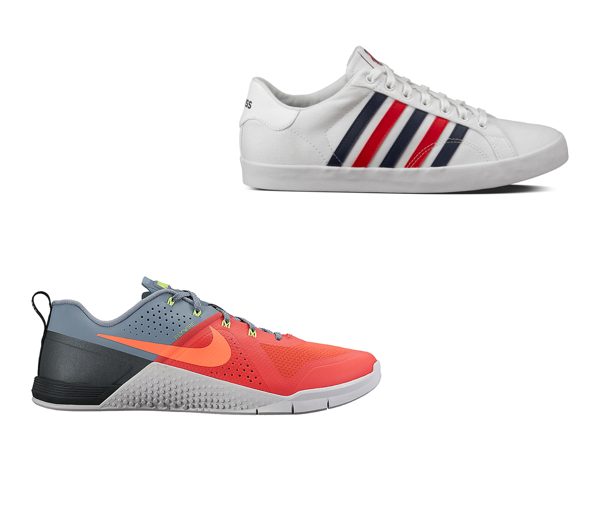 9 New Stylish Sneakers You Need Now