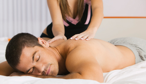 Massage Improves Post-Workout Recovery | Men's Fitness