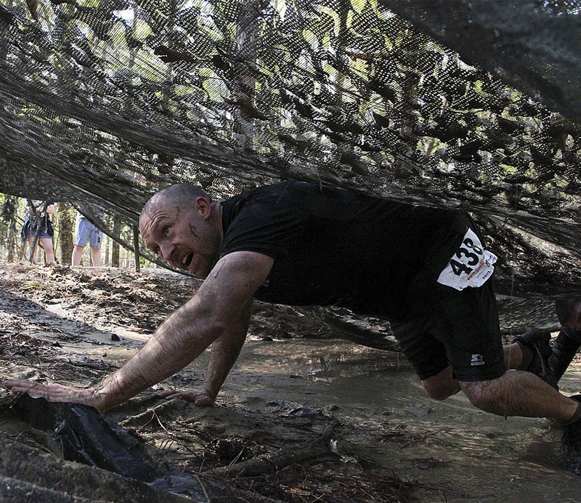 Mud Run Training Exercises