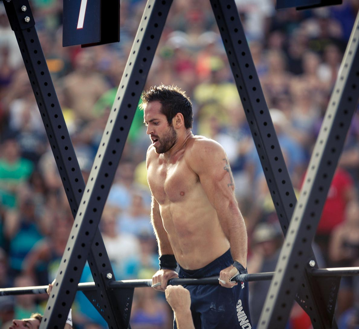 Rich Froning Wins Fourth Consecutive Men's CrossFit Games ...