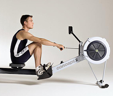 Weight Exercises Rowing