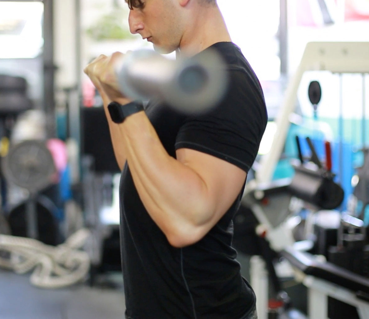 Sleeve Splitting Arms Workout Video