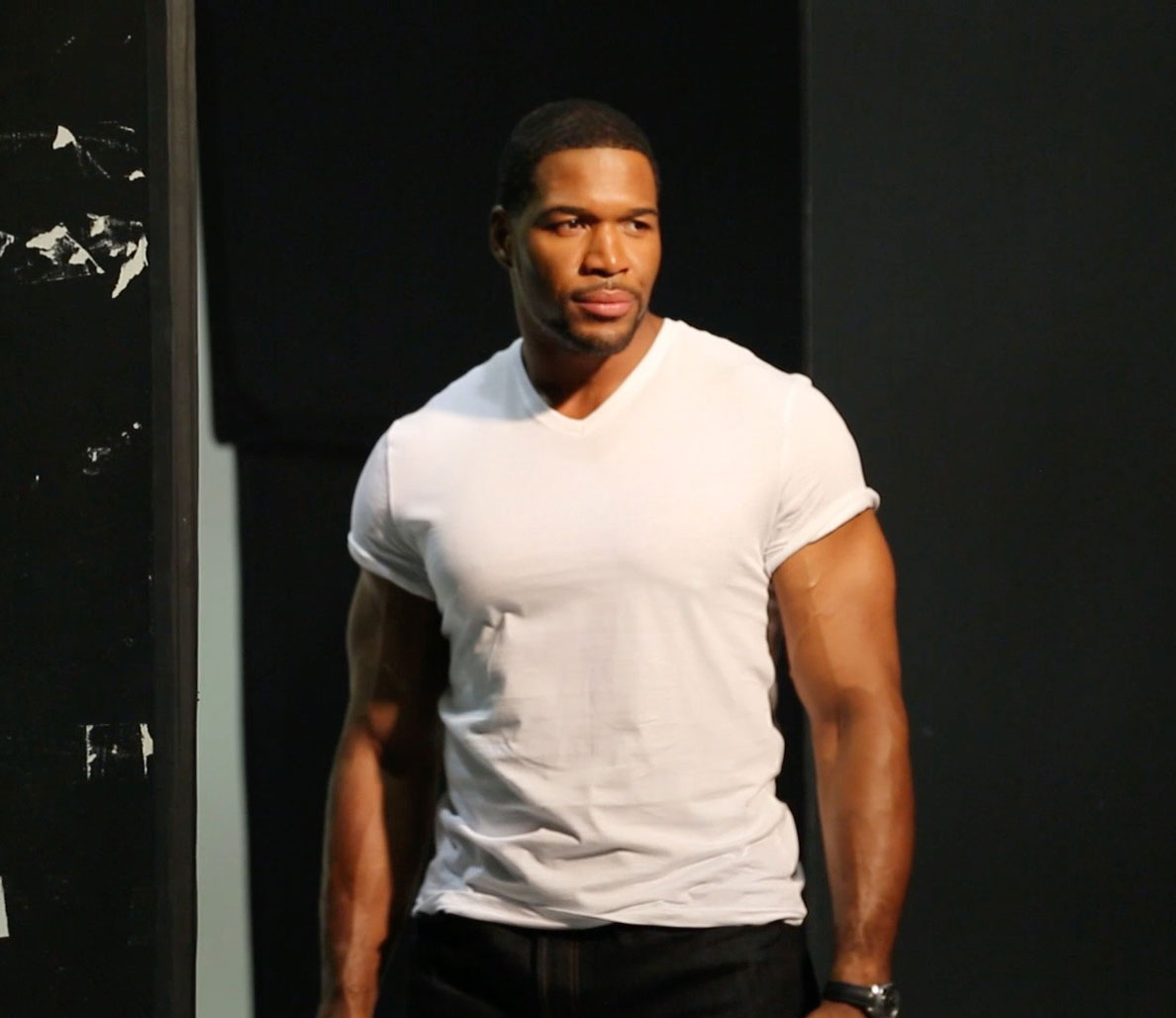 strahan men Men's mens clothing furnishings jc penney expands michael strahan collection to shoes the footwear is available in 17 styles and is launching in stores and online this week by jean .
