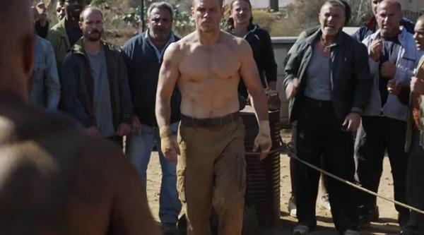 Matt Damon stars in the upcoming 'Jason Bourne.'